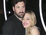 "DANCING WITH THE STARS - ""Episodes 2210A"" - It's the closest race ever with some of the best dancing celebrities have ever pulled off. Ginger Zee and Valentin Chmerkovskiy, Nyle DiMarco and Peta Murgatroyd, and Paige VanZant and Mark Ballas have one last night of competitive dancing, vying to win the judges' and America's votes to be crowned the ""Dancing with the Stars"" champion, culminating an incredible season, announced live TUESDAY, MAY 24 (9:00-11:00 p.m. EDT), on the ABC Television Network. (Adam Taylor/ABC via Getty Images)\nMAKSIM CHMERKOVSKIY, PETA MURGATROYD"