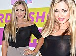 LONDON, ENGLAND - MAY 24:  Holly Hagan  of Geordie Shore celebrate their fifth birthday at MTV London on May 24, 2016 in London, England.  (Photo by Anthony Harvey/Getty Images)