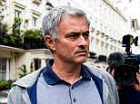 LONDON, ENGLAND - MAY 22:  Jose Mourinho leaves his home on May 22, 2016 in London, England. Mourinho is rumoured to be in line to replace Louis van Gaal as manager of Manchester United. (Photo by Jack Taylor/Getty Images) ***BESTPIX***
