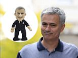 Jose Mourinho pictured near his London home this afternoon. PRESS ASSOCIATION Photo. Picture date: Monday May 23, 2016. See PA story SOCCER Man Utd. Photo credit should read: Jonathan Brady/PA Wire