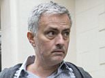 Former Chelsea manager Jose Mourinho arrives at his home in Belgravia, London, as he closes in on a deal to become Manchester United manager as executive vice-chairman Ed Woodward and agent Jorge Mendes are set to continue negotiations. PRESS ASSOCIATION Photo. Picture date: Wednesday May 25, 2016. See PA story SOCCER Man Utd. Photo credit should read: Anthony Devlin/PA Wire
