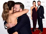Kate Beckinsale and Tom Bennett attending the UK Premiere of Love and Friendship at Curzon Mayfair, London. PRESS ASSOCIATION Photo. Picture date: Tuesday May 24, 2016. Photo credit should read: Ian West/PA Wire