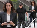 152797, EXCLUSIVE: Jessica Alba has the hunkiest assistant ever. The tall, dark and muscular guy carried Jessica's designer purse and water bottles before driving her home after a meeting in Beverly Hills. Los Angeles, California - Tuesday May 24, 2016. Photograph: © , PacificCoastNews. Los Angeles Office: +1 310.822.0419 UK Office: +44 (0) 20 7421 6000 sales@pacificcoastnews.com FEE MUST BE AGREED PRIOR TO USAGE