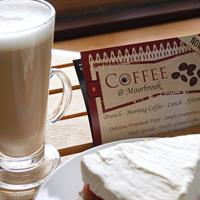Coffee and sweet treats at Moorbrook...go on ! you know you want to!