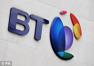 Poor service: Our postbag has been brimming with your complaints about BT