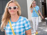 LOS ANGELES, CA - MAY 26: Reese Witherspoon is seen on May 26, 2016 in Los Angeles, California.  (Photo by GONZALO/Bauer-Griffin/GC Images)