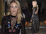 Picture Shows: Lydia Bright  May 25, 2016\n \n Celebrities attend the Ham Yard Hotel roof garden opening in London, UK. The stars were greeted by photographers as they entered the event.\n \n Non Exclusive\n WORLDWIDE RIGHTS\n \n Pictures by : FameFlynet UK © 2016\n Tel : +44 (0)20 3551 5049\n Email : info@fameflynet.uk.com