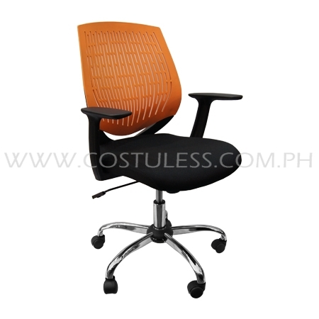 Ergodynamic™ Office chair, Mesh backrest