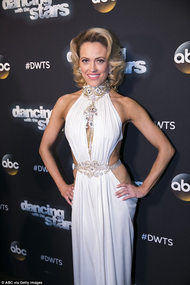 'It was pretty challenging': Australian dancer Peta Murgatroyd, 29, has admitted that she wasn't sure whether the pair would progress far in the competition due to Nyle being deaf