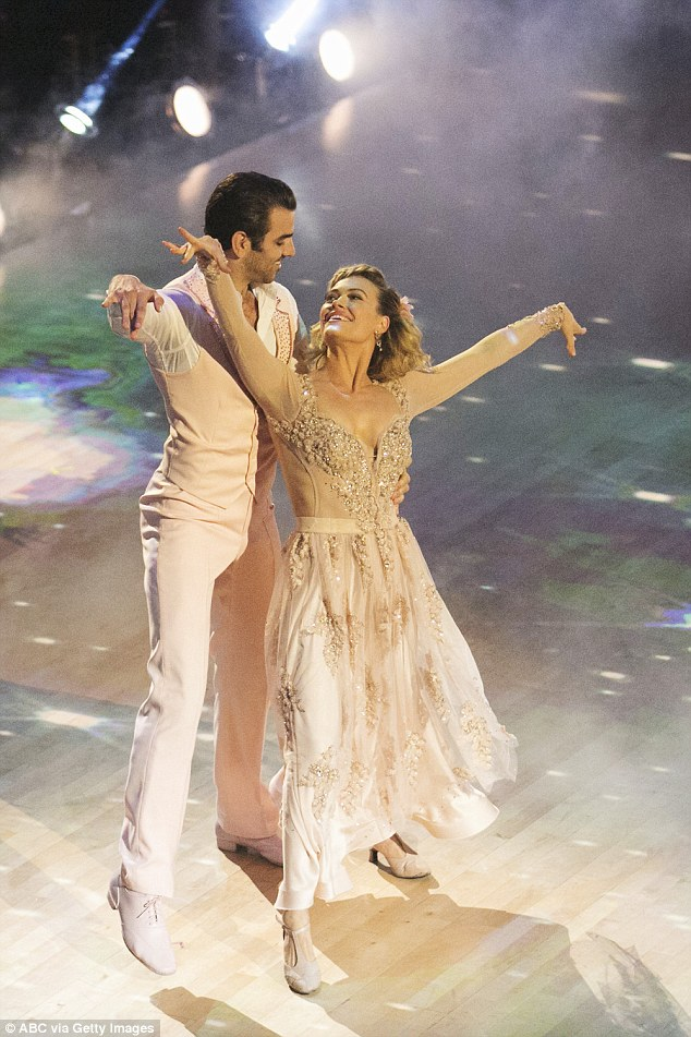Rising to the top! Despite the initial struggles, the pair overcame the odds and stole the hearts of viewers worldwide