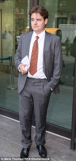 Economou was accused by Eleanor, a 23-year-old trainee accountant, of rape in December 2012, but the case was not pursued by the Crown Prosecution Service due to lack of evidence