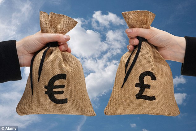 Loads of money: Far from bearing down on confidence, consumers seem to be spending regardless