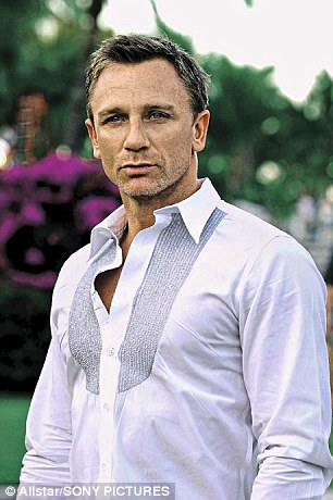 Paul says he could watch Casino Royale over and over again and Daniel Craig is his favourite Bond