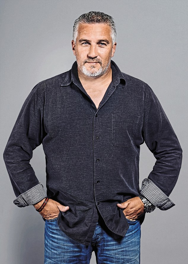 Paul Hollywood is in this week's hot seat for the definite article