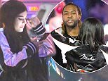EXCLUSIVE PICTURES \n\nMay 27 2016\n\nExclusive pictures confirm Kylie Jenner's relationship with PARTYNEXTDOOR as they showed PDA at a bowling alley in Los Angeles\n\nCredit Line Must Read: MA/Lemon Light-Media\n