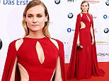 Mandatory Credit: Photo by Action Press/REX/Shutterstock (5696707h) Diane Kruger German Film Awards, Berlin, Germany - 27 May 2016
