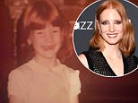 jessica chastain childhood