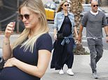 Picture Shows: Bar Refaeli, Adi Ezra  May 25, 2016\n \n Pregnant model Bar Refaeli and husband Adi Ezra are seen enjoying their holiday in Barcelona, Spain. Bar is expecting her first baby with Adi, a millionaire Israeli businessman.\n \n Non-Exclusive\n UK RIGHTS ONLY\n \n Pictures by : FameFlynet UK © 2016\n Tel : +44 (0)20 3551 5049\n Email : info@fameflynet.uk.com
