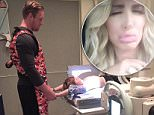 eURN: AD*207612123  Headline: Kim Zolciack, Brielle and Kroy Biermann at Ariana's 8th grade graduation Caption:  Photographer:  Loaded on 26/05/2016 at 01:02 Copyright:  Provider: Kim Zolciak/Snapchat  Properties: RGB PNG Image (9216K 2249K 4:1) 1536w x 2048h at 72 x 72 dpi  Routing: DM News : News (EmailIn) DM Online : Online Previews (Miscellaneous), CMS Out (Miscellaneous), LA Social Media (Miscellaneous), LA Basket (Miscellaneous)  Parking: