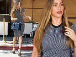 Picture Shows: Sofia Vergara  May 25, 2016\n \n 'Modern Family' actress Sofia Vergara is spotted out for lunch at Il Pastaio in Beverly Hills, California. Sofia recently released an Instagram picture of her getting a mammogram to bring awareness to breast cancer.\n \n Non Exclusive\n UK RIGHTS ONLY\n \n Pictures by : FameFlynet UK © 2016\n Tel : +44 (0)20 3551 5049\n Email : info@fameflynet.uk.com