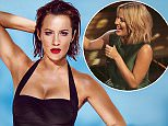 Caroline Flack reveals how to be body confident this summer in a stunning shoot as the face of the new Speedo Sculpture range Shot 09_090 f1.jpg
