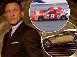 daniel craig nascar james bond