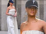 Rihanna Wears Flowing Maxi Dress as she heads to yet another Photoshoot in NYC, New York. After leaving a photoshoot in the morning, Rihanna was seen back at it again in the afternoon.\n\nPictured: Rihanna\nRef: SPL1292055  270516  \nPicture by: 247PAPS.TV / Splash News\n\nSplash News and Pictures\nLos Angeles: 310-821-2666\nNew York: 212-619-2666\nLondon: 870-934-2666\nphotodesk@splashnews.com\n