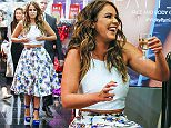 Picture Shows: Vicky Pattison  May 26, 2016\n \n Reality television star Vicky Pattison poses during a photo call held for Ann Summers at the Bluewater Shopping Centre in Kent, England.\n \n The 'Geordie Shore' star looked pretty in a pastel blue crop top worn along with a flared floral print skirt and blue high-heeled sandals.\n \n Non Exclusive\n WORLDWIDE RIGHTS\n \n Pictures by : FameFlynet UK ? 2016\n Tel : +44 (0)20 3551 5049\n Email : info@fameflynet.uk.com