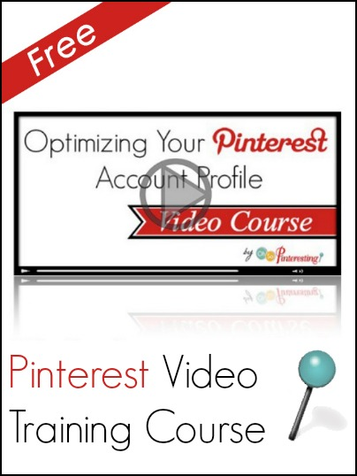 Free Pinterest Video Course