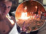 eURN: AD*207614379  Headline: Justin Bieber Caption: justinbieber@martingarrix Photographer:  Loaded on 26/05/2016 at 01:53 Copyright:  Provider: Justin Bieber/Instagram  Properties: RGB PNG Image (1984K 746K 2.7:1) 744w x 910h at 72 x 72 dpi  Routing: DM News : News (EmailIn) DM Online : Online Previews (Miscellaneous), CMS Out (Miscellaneous), LA Social Media (Miscellaneous), LA Basket (Miscellaneous)  Parking: