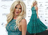 Victoria Silvstedt attending the Amber Lounge fashion show at the Meridien Hotel, Monaco. PRESS ASSOCIATION Photo. Picture date: Friday May 27, 2016. Photo credit should read: David Davies/PA Wire