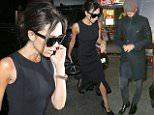 David and Victoria Beckham at Cafe de Paris in London.\n\nPictured: Victoria Beckham\nRef: SPL1290395  250516  \nPicture by: Splash News\n\nSplash News and Pictures\nLos Angeles: 310-821-2666\nNew York: 212-619-2666\nLondon: 870-934-2666\nphotodesk@splashnews.com\n
