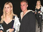 *PREMIUM EXCLUSIVE* Beverly Hills, CA - Justin Bieber and sexy actress Nicola Peltz arrive for a dinner date at Mastro's Steakhouse. The Canadian pop star appeared to have a sunburn from his summer vacation. Nicola is best known for her work playing the daughter of Mark Wahlberg's character in 2014 action flick Transformers: Age Of Extinction. AKM-GSI         May 25, 2016 To License These Photos, Please Contact : Steve Ginsburg (310) 505-8447 (323) 423-9397 steve@akmgsi.com sales@akmgsi.com or Maria Buda (917) 242-1505 mbuda@akmgsi.com ginsburgspalyinc@gmail.com