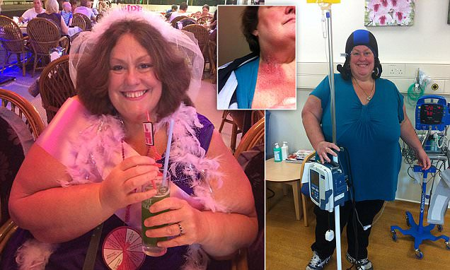 Mother thinks her terminal breast cancer was caused by keeping phone in her bra for 10