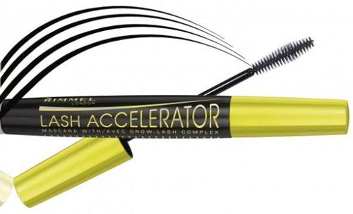 Rimmel London's Lash Accelerator mascara