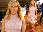 LONDON, ENGLAND - MAY 28:  Ellie Goulding attends day one of the Audi Polo Challenge at Coworth Park on May 28, 2016 in London, England.  (Photo by David M. Benett/Dave Benett/Getty Images for Audi UK)