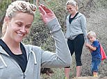 Picture Shows: Reese Witherspoon, Tennessee Toth  May 28, 2016\n \n Actress and proud mom Reese Witherspoon is spotted enjoying a family hike with her sons Deacon Phillippe & Tennessee Toth and their dogs in Pacific Palisades, California. Missing from the hike was Reese's daughter Ava and her husband Jim Toth. \n \n Non-Exclusive\n UK RIGHTS ONLY\n \n Pictures by : FameFlynet UK © 2016\n Tel : +44 (0)20 3551 5049\n Email : info@fameflynet.uk.com