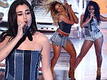 *** MANDATORY BYLINE TO READ: Syco / Thames / Dymond *** Britain's Got Talent Live Semi-Finals, London, 26 May 2016  Pictured: Fifth Harmony Ref: SPL1291747  260516   Picture by: Syco / Thames / Dymond