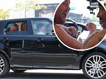 *EXCLUSIVE* West Hollywood, CA - Anthony Kiedis, Flea, and Chad Smith of Red Hot Chili Peppers ride along with James Corden in his Range Rover as they film another episode of Carpool Karaoke for the 'The Late Late Show with James Corden' show in West Hollywood.\nAKM-GSI    May  27, 2016\nTo License These Photos, Please Contact :\nSteve Ginsburg\n(310) 505-8447\n(323) 423-9397\nsteve@akmgsi.com\nsales@akmgsi.com\nor\nMaria Buda\n(917) 242-1505\nmbuda@akmgsi.com\nginsburgspalyinc@gmail.com