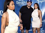 Rob Kardashian and Blac Chyna Celebrate Memorial Day Weekend at Sky Beach at The Tropicana\nFeaturing: Contestant, Blac Chyna\nWhere: Las Vegas, Nevada, United States\nWhen: 28 May 2016\nCredit: Judy Eddy/WENN.com