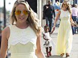 28/05/2016 EXCLUSIVE  ALL ROUNDER\nLYDIA BRIGHT WEARING SUNGLASSES AND A LONG LEMON DRESS HOLDING HANDS WITH DANNI PARK-DEMPSEY'S DAUGHTER- SUMMER ROSE IN LOUGHTON HIGH STREET, ESSEX\n(PLEASE CALL BEFORE USAGE: 07900 416 883. WE ARE NOT ON IDS DATABASE.)\nTel : +44 (0)7900 416 883\nEmail : rinsephotos@gmail.com (there may be a delay in reply, so please call instead, and leave a voicemail)\nBYLINE MUST READ: RINSEPHOTOS.COM \n(or if not enough room) \nRINSEPHOTOS or RINSE\nWorldwide Rights\nPictures by : RinsePhotos.com \nWeb: www.rinsephotos.com\nCopyright by © Rinse Photos. All Rights Reserved \n