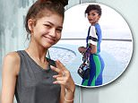 *EXCLUSIVE* Rio de Janeiro, Brazil - Zendaya makes time for her fans at the Fasano hotel before a Louis Vuitton event. The 19-year-old singer poses with her eager Brazilian fans and wears a huge smile. \n \nAKM-GSI      May 28, 2016\nTo License These Photos, Please Contact :\nMaria Buda\n(917) 242-1505\nmbuda@akmgsi.com\nsales@akmgsi.com\nor \nMark Satter\n(317) 691-9592\nmsatter@akmgsi.com\nsales@akmgsi.com