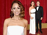 Mandatory Credit: Photo by Jonathan Hordle/REX/Shutterstock (5696611dv)\nLucy-Jo Hudson and Alan Halsall\nThe British Soap Awards, Hackney Town Hall, London, Britain - 28 May 2016\n