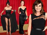Lucy Pargeter attending the British Soap Awards 2016 at the The Hackney Empire, 291 Mare St, London.