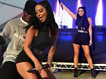 28 May 2016 - Birmingham - UK  Tulisa performing at Birmingham Pride BYLINE MUST READ : XPOSUREPHOTOS.COM  ***UK CLIENTS - PICTURES CONTAINING CHILDREN PLEASE PIXELATE FACE PRIOR TO PUBLICATION ***  **UK CLIENTS MUST CALL PRIOR TO TV OR ONLINE USAGE PLEASE TELEPHONE   44 208 344 2007 **
