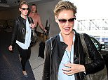Katherine Heigl and her mother Nancy Heigl arrive at Los Angeles International Airport (LAX) for a departing flight. Katherine was spotted munching on a granola bar.\nFeaturing: Katherine Heigl\nWhere: Los Angeles, California, United States\nWhen: 27 May 2016\nCredit: WENN.com