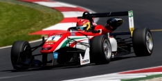 Stroll opens lead with double Austria win