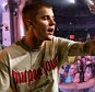 "After surprising a packed house last night at XS Nightclub in Wynn Las Vegas by joining Skrillex on stage to perform Jack Ü's ""Where Are Ü Now,"" Justin Bieber and crew headed over to the resort's new Intrigue Nightclub where they partied in the private-club-within-the-club. Bieber drank Don Julio 1942 tequila before departing at 4:45am. \n\nNick Jonas hosted last night's party at Intrigue, kicking off Billboard Music Awards weekend. He smoked cigars and drank Don Julio 1942 tequila while sitting at the DJ/stage table overlooking both the dance floor and 94-foot waterfall and pyrotechnics show. He also hung out into the private club with singer Tove Lo and actor Chord Overstreet. Actor Chazz Palminteri was back again for the second consecutive night. \n\nCaptain American star Chris Evans was also in the house, partying with friends.\n\nThe official Billboard Awards Kick-off Party happens at Intrigue tonight, hosted by Billboard John Amato and DuJour Media's Jason Binn.\n\nBieber photos"