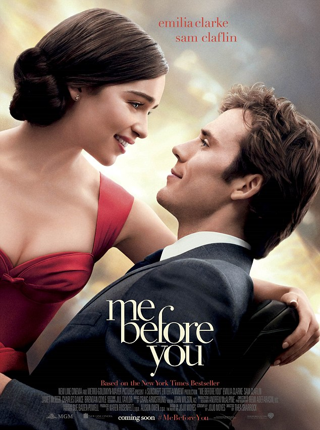 Anticipation: Me Before You has been slated for June 3, 2016 release