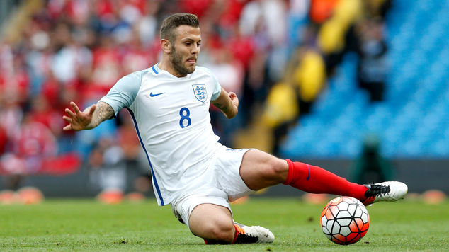 Jack Wilshere played 66 minutes in England's friendly against Turkey